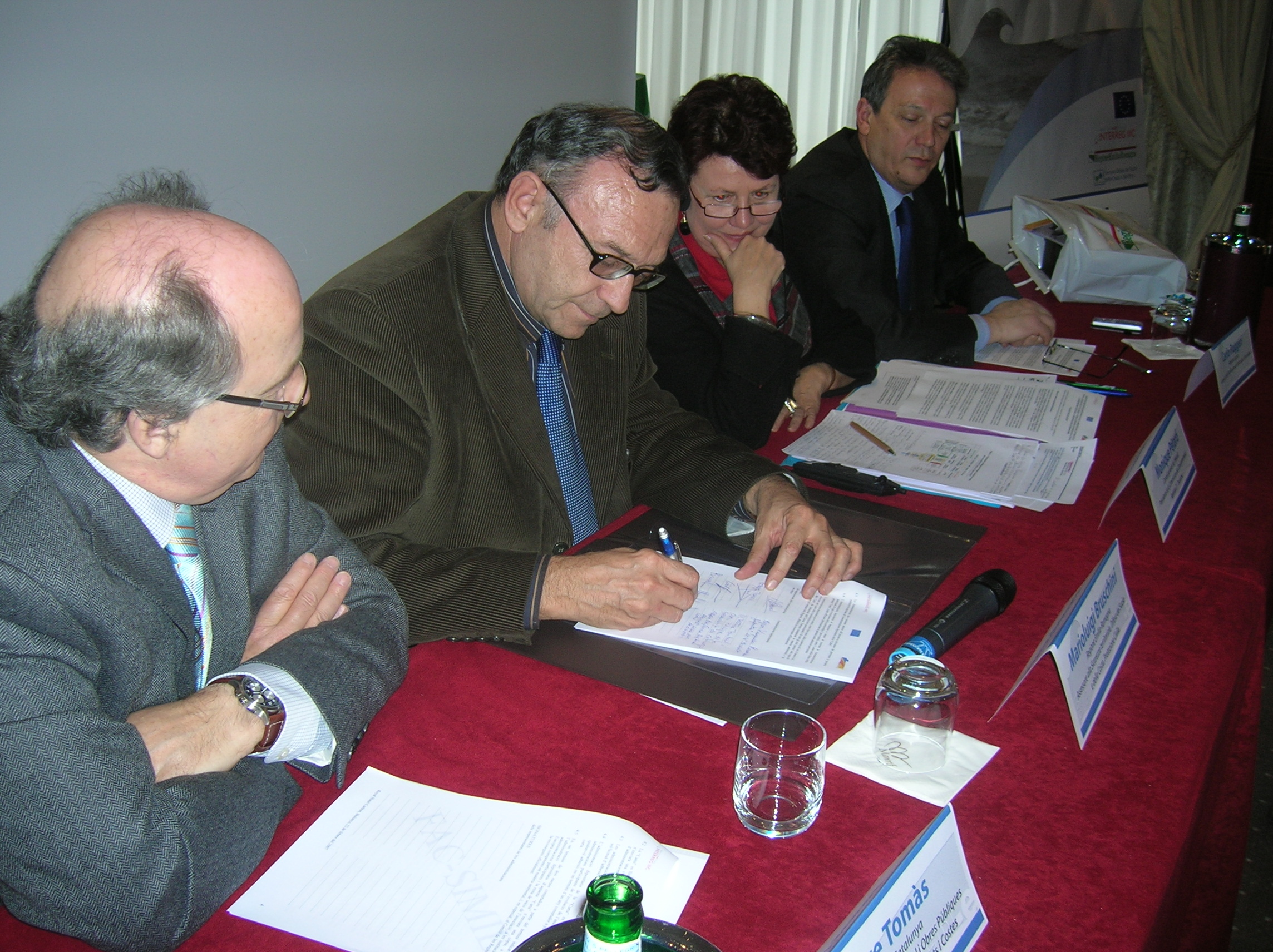 Bologna Charter 2007, born in the BEACHMED-e Regional Framework Operation